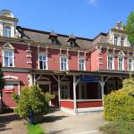 Budynek administracji Uzdrowiska