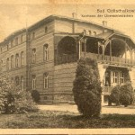 """Sanatorium """"Spółki Brackiej""""."""