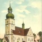 Kościł Parafialny św. Jerzego.