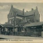 Dworzec kolejowy - XIX w.