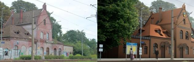 Centrum Obsługi Ruchu Turystycznego STARY DWORZEC