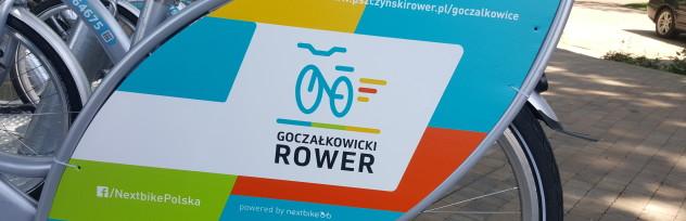Wypożyczalnia rowerów w Goczałkowicach