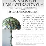 wystawa lamp plakat