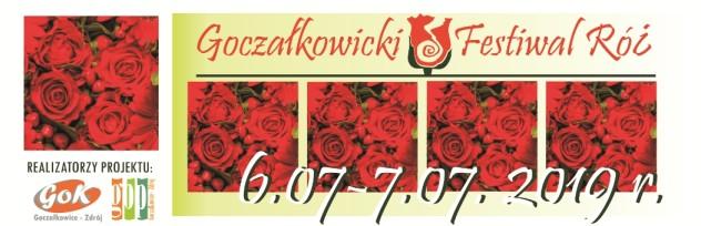 Festiwal Róż – zapraszamy w pierwszy weekend lipca